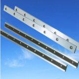 Couteau de fente circulaire de lame pour le film plastique de papier en métal de découpage