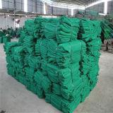 1.8*6m HDPE Farbton-Tuch mit Metallösen und Seil auf Seiten