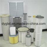 Filtro em caixa de alta temperatura de ar da resistência
