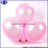 De goedkope Ballons van het Latex van de Kleur van 10 Duim Parelachtige voor Reclame