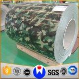 Bobinas de aço galvanizado pré-pintadas de baixo preço com largura de 1220 mm