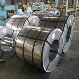 Materiales de construcción inmersión en caliente galvanizado laminado en frío de acero de la bobina Q235B