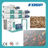 工場供給のリングは魚の供給の餌の製造所を停止する