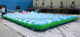 Curso inflable de la corrida del colchón de la estera del obstáculo del desafío de la nueva estera inflable de los deportes