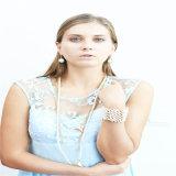 Ожерелье Jewellery способа перлы нового деталя стеклянное акриловое