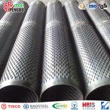 Buis/Pijp van het Roestvrij staal van ASTM A269 Tp321h de de Naadloze