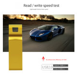 Waterproof Slim Mini USB Flash Drive Keyring Pen Drive