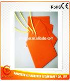 calentador eléctrico flexible del caucho de silicón de 160W 12V 400*50*1.5m m