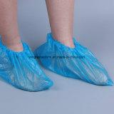 Dekking die van de Schoen van de Plastic Film van de verzorging de Eenvormige Machine maken