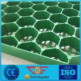 Cerceau en plastique de machine à paver d'herbe de nid d'abeilles