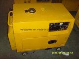Tipo silenzioso generatore diesel di 5kw/6kw/7kw (hy8500t) con Ce Soncap