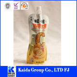PlastiknahrungsmittelFastfood- Tülle-verpackengelee-Saft-Beutel