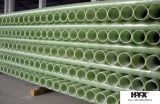 Tubo de la cubierta de cable de la fibra de vidrio