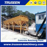 60m3/H volledige Automatische Klaar Gemengde Concrete het Mengen zich Installatie