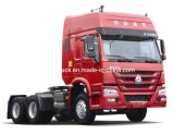 Sinotruk HOWO 4X2 Zz4187V3511Vのトラクターのトラック