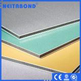 Metallische PVDF Beschichtung-zusammengesetztes Aluminiumpanel für Außenzwischenwand