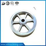 OEMの磁気フライホイールまたはねずみ鋳鉄の鋳造Flywheel/Ht250の物質的なフライホイールの発電機のフライホイールの産業フライホイールの鋳鉄のフライホイール