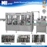 Água mineral engarrafada/máquina de enchimento pura da água