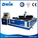 Machine de découpage chaude de laser de fibre d'acier inoxydable de commande numérique par ordinateur des ventes 1000watt
