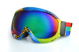 UV 400 изумлённых взглядов снежка вспомогательного оборудования лыжи противотуманного рецепта регулируемых