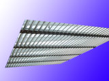 Persianas de aluminio del ala de Toma
