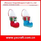 Modèle de porte de supports de Noël de la décoration de Noël (ZY14Y168-1-2-3)