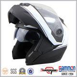 Professionele Modulaire Helm met Dubbel Vizier voor Motor (LP507)