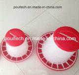 Фидер цыпленка цыплятины PE техника Poul материальный