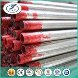 高品質の正方形鋼管Sureface処置によって電流を通される/Paint /Oiling