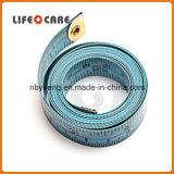 安い中国の製造業者の柔らかい布のテーラー巻尺のカスタムテーラー測定テープ