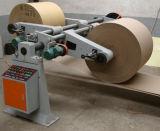 Zjv-E Typ gewölbtes Karton-Papier elektrischer Shaftless Tausendstel-Rollenstandplatz