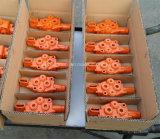 1 contrôle de main de soupape de Monoblock de boisseau pour la machine d'agriculture