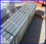 Wand-Pflaster-Verschalung galvanisierte erweiterte Metallrippen-Latte