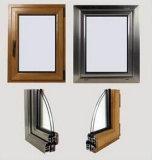 Окно Casement качания окна и изготовления двери австралийское стандартное алюминиевое (ACW-007)