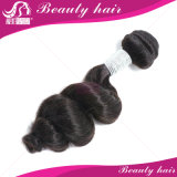 昇進のブラジルのバージンの毛のまっすぐな3bundlesブラジルの直毛の加工されていないバージンのブラジルの毛の人間の毛髪の拡張