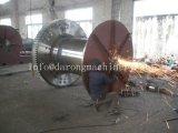 Стальной литейный барабан, сталь покрынный сваривая барабанчик, используемый на вороте