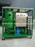 Sistema di rigenerazione dell'olio del trasformatore con terra più piena (ZYD-I)
