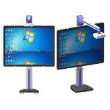 Взаимодействующее Whietboard или LCD сопрягая с всеми в одном PC