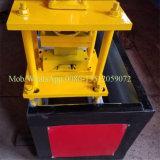 Porte d'obturateur de rouleau formant la machine