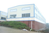 Pre-Проектированная мастерская тяжелой индустрии стальной структуры (KXD-205)