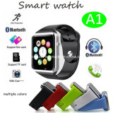 Le plus récent Bluetooth Smart Watch Phone avec slot pour carte SIM (A1)