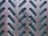 PVC Spray Perforated Metal Screen / Sheet / Mesh