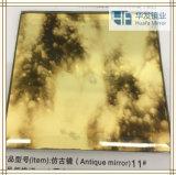 Оптовое античное цветастое листовое стекл зеркала
