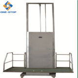 Пневматическое Type Lifting Platform для Slaughterhouse Equipment