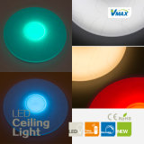 27W Ceiling Lighting Dimmer Color ABS+PS Shell 거실 Restaurant