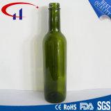 تصميم جديدة مظلمة خمر اللون الأخضر زجاجة ([شو8161])