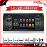 Carro DVD GPS do Android 5.1 de Hla 8786 para BMW 5 E39 M5