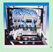 Caixa industrial de /Terminal da caixa de controle do equipamento elétrico/caixa de controle