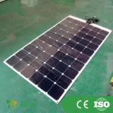 Mc4ジャンクション・ボックスが付いている高性能のSunpowerの適用範囲が広い太陽電池パネル180W