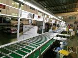 Linha de produção da tevê do LCD - linha do cilindro